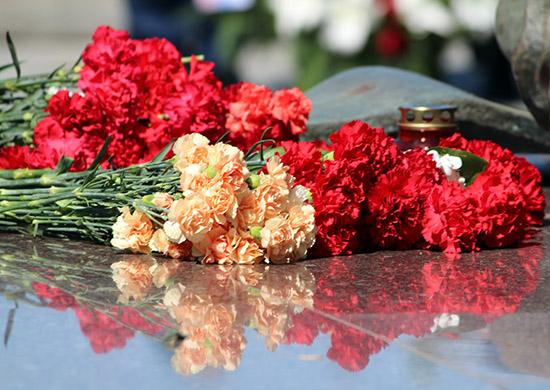 В Белгородской области открылся мемориал «Аллея Славы»