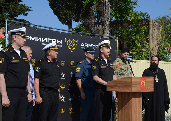 В Севастополе стартует конкурс по водолазному многоборью