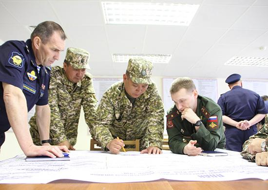 Более 2500 военнослужащих примут участие в учении «Взаимодействие-2018»
