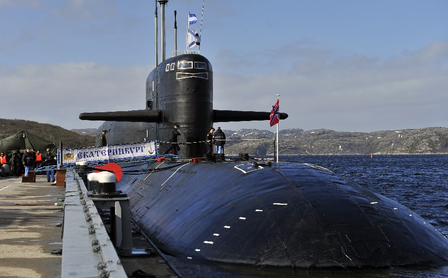 Российские атомные субмарины получат «вечный» реактор