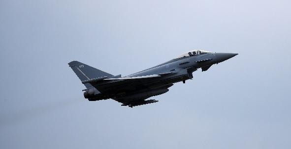 Эстонцы приостановили военно-воздушные учения НАТО после ЧП с ракетой