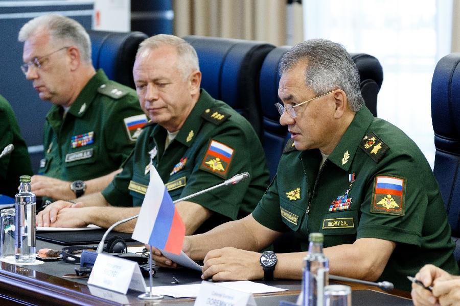 Шойгу: РФ и ЦАР подпишут соглашение о военном сотрудничестве