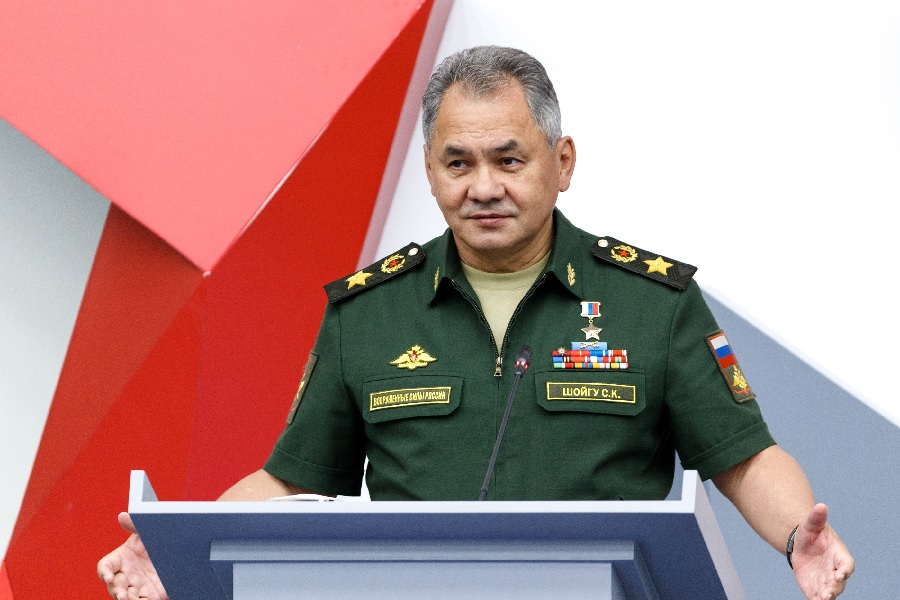 Шойгу: на форуме «Армия-2018» заключены госконтракты на 130 млрд рублей