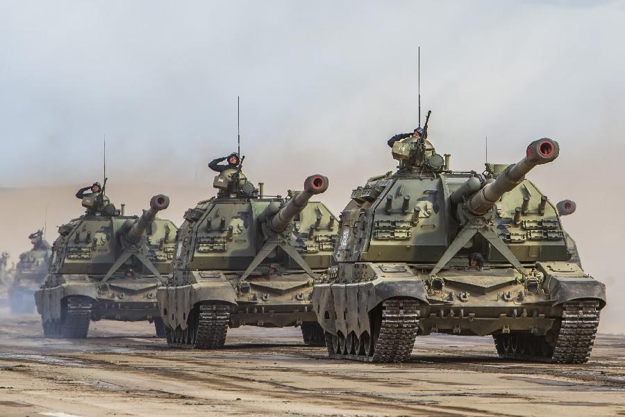 Минобороны России собирается проводить крупномасштабные маневры войск раз в пять лет