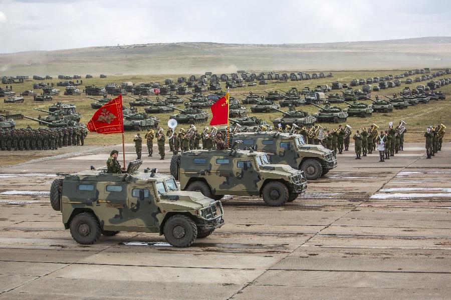 «Восток – 2018». Крупнейшие учения в современной России