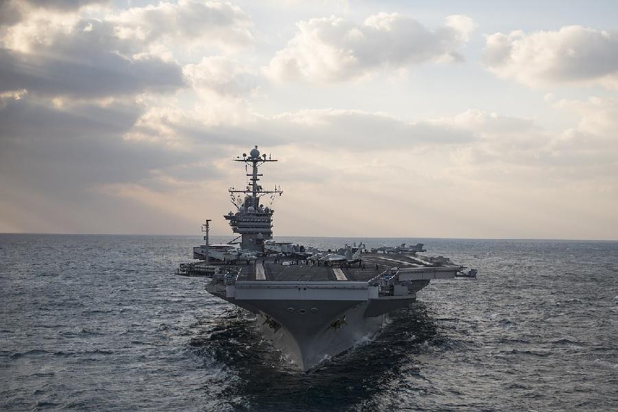 ВМС США наращивают средиземноморскую группировку