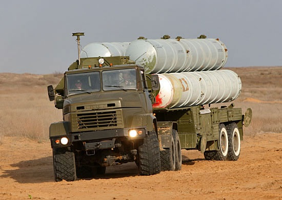 Россия поставит Сирии ЗРК С-300