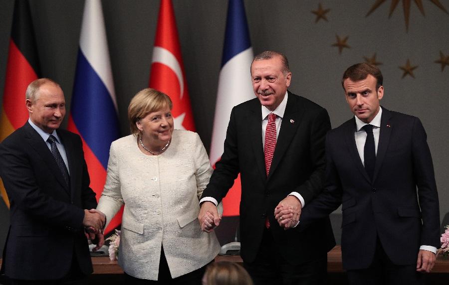 Сирия: война после саммита