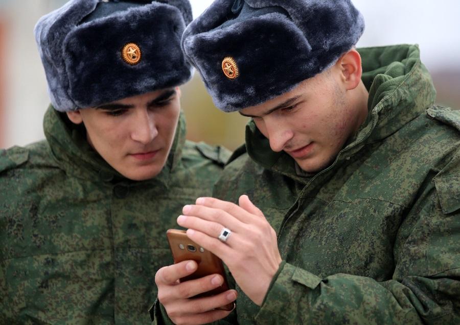 В Минобороны РФ начинает работать «Горячая телефонная линия»