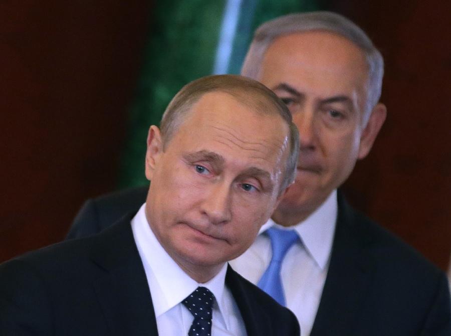 Вытесняя из Сирии Иран, Израиль рискует столкнуться с Россией