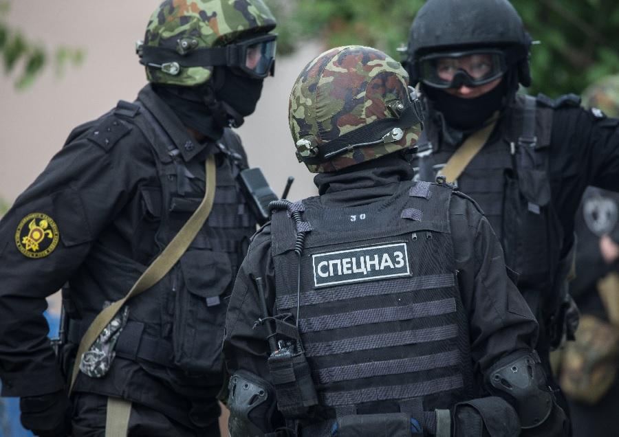 ШАК-12: «мясорубка» для террористов