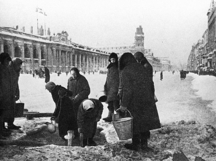 75-летие полного снятия блокады Ленинграда