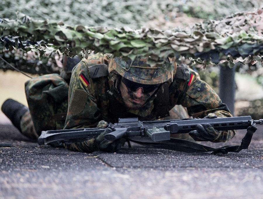 В немецкой армии затянулась «зима»