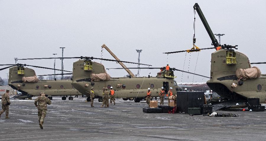 Пентагон делает упор на новую технику