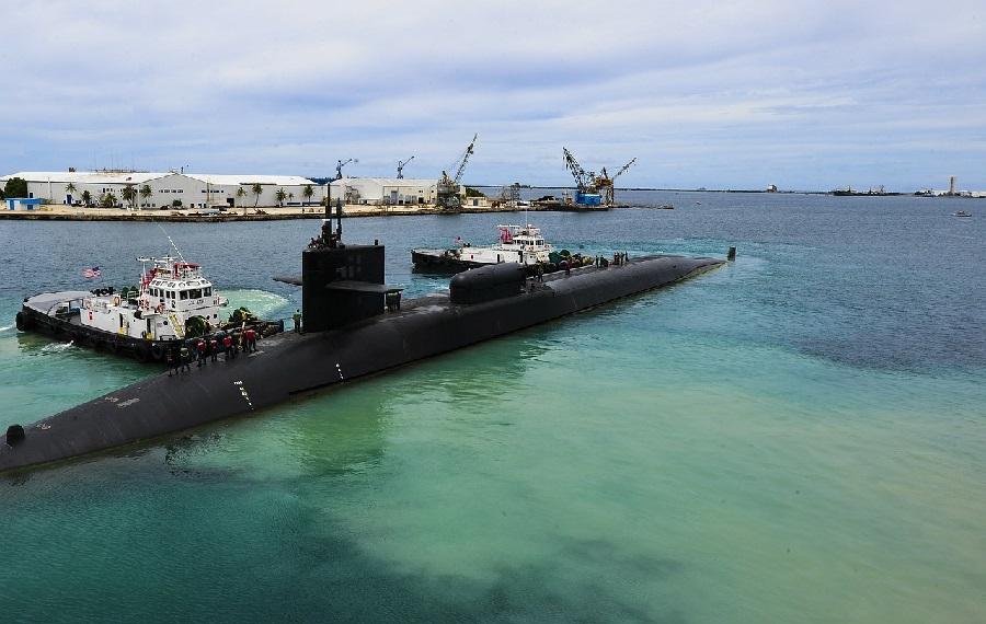 Новый театр борьбы между США и КНР – западная часть Тихого океана