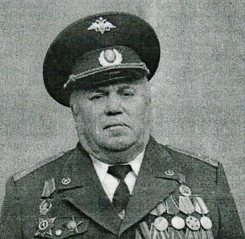 Миссия полковника Стрельникова