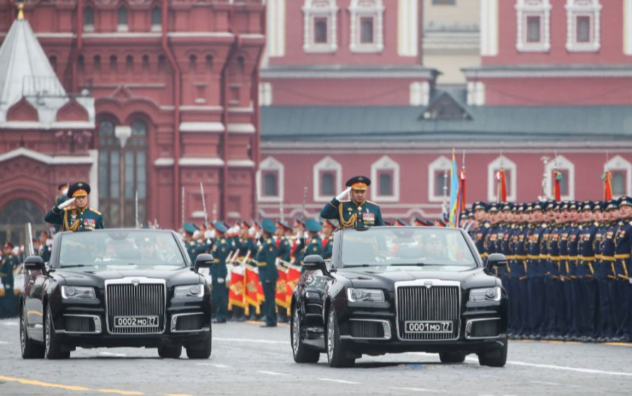 Парад Победы: история и современность