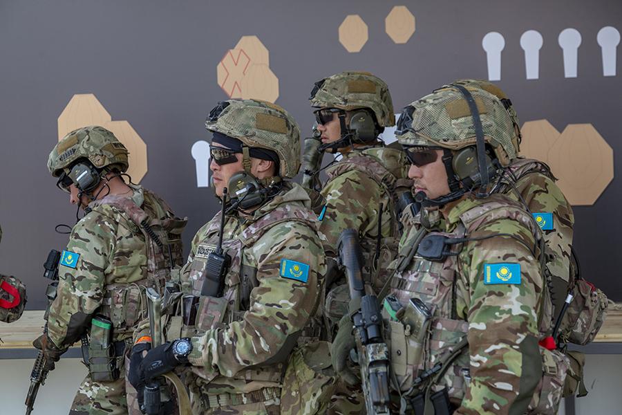 В Российском университете спецназа завершился VII Открытый Чемпионат по тактической стрельбе среди силовых подразделений