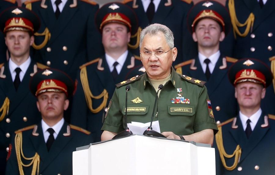 Шойгу объявил форум «Армия-2019» открытым