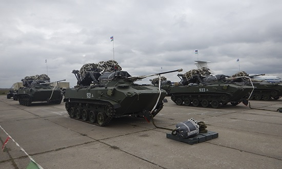 Российским ВДВ готовят новый «Берег»