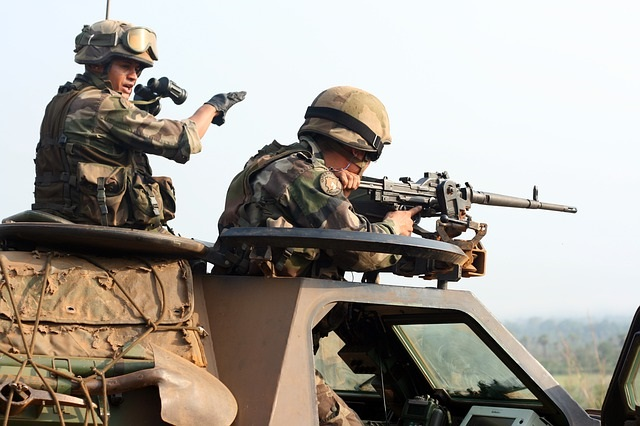 Пять самых сильных армий в 2030 году