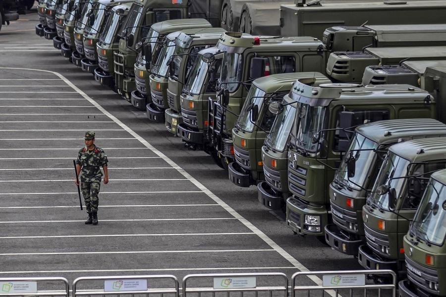 Пойдет ли Пекин на силовое решение кризиса в Гонконге?
