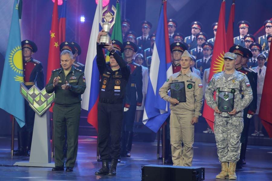 АрМИ-2019: Россия – чемпион!