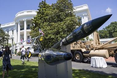 Вашингтон может потребовать от Токио принять новые американские ракеты