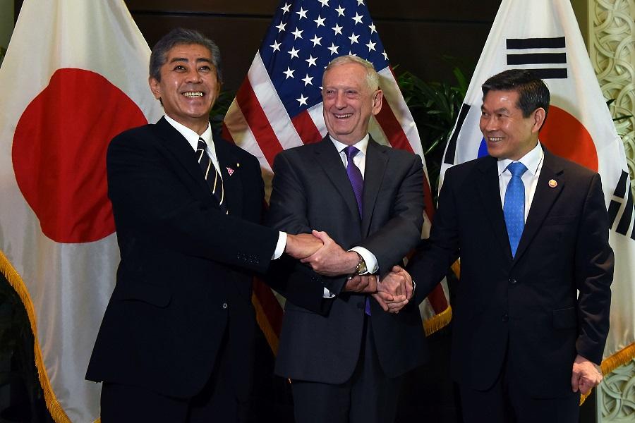 Американо-корейско-японский союз трещит по швам