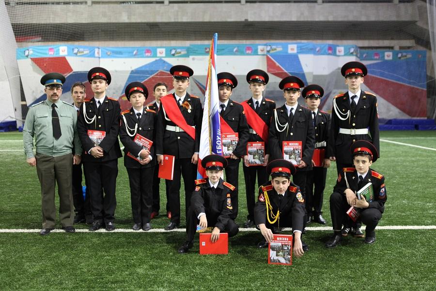 21 сентября 2019 года в футбольном манеже КЛФК ЦСКА состоялся второй Межведомственный кадетский футбольный турнир