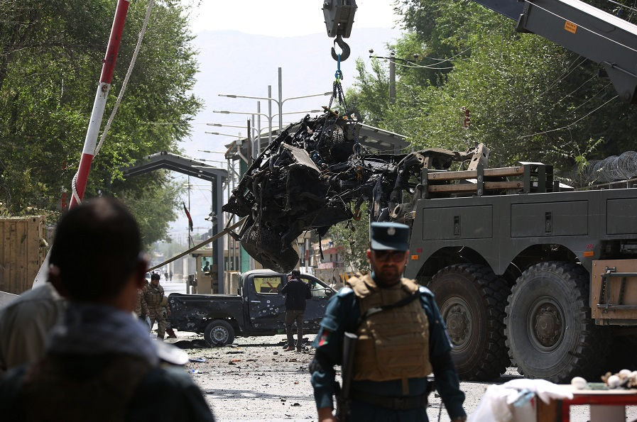 Афганистан рискует превратиться в новый плацдарм для международного терроризма