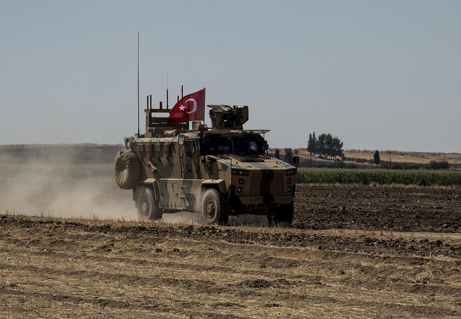 Турция готова начать внезапную операцию в Сирии