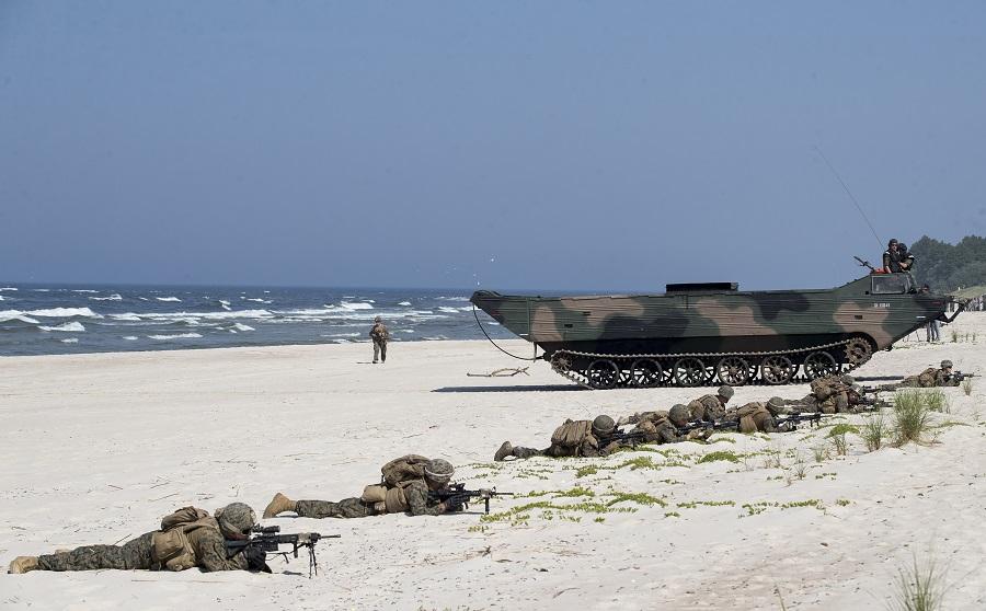 Приезжайте к нам на совсем: Литва выступила за постоянное размещение на своей территории американских войск