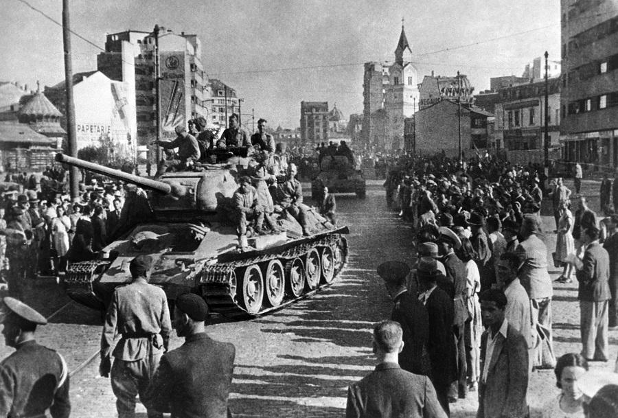 Румыния и СССР во Второй Мировой войне – враги и союзники