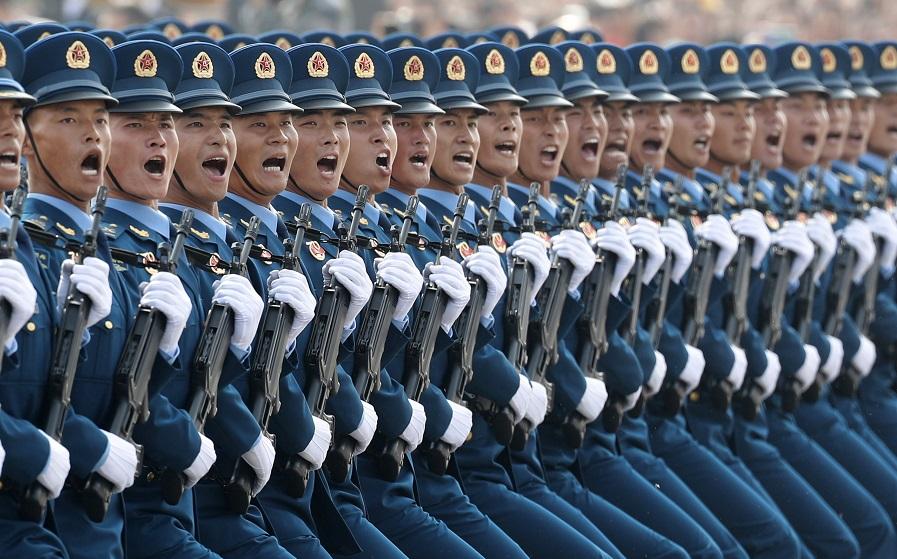 MIT: Китай пока не готов конкурировать с США в военной мощи