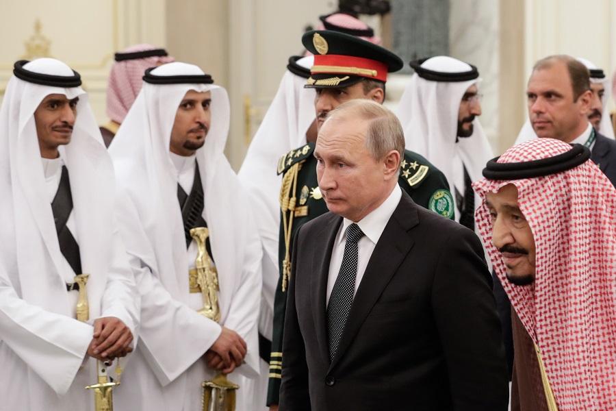 Россия стала незаменимой на Ближнем Востоке