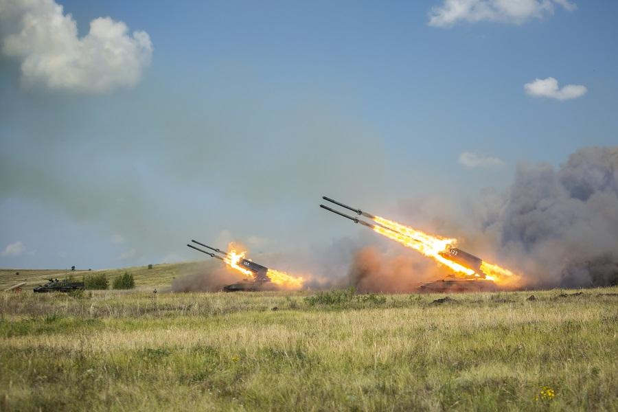 Сегодня отмечается день ракетных войск и артиллерии