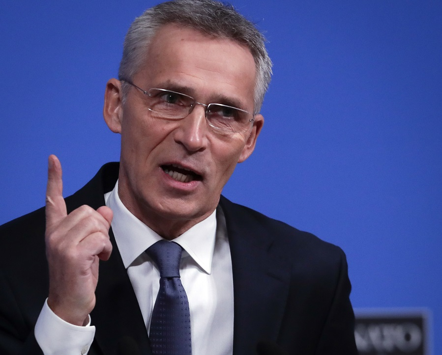 НАТО решило поиграть в «Звездные войны»