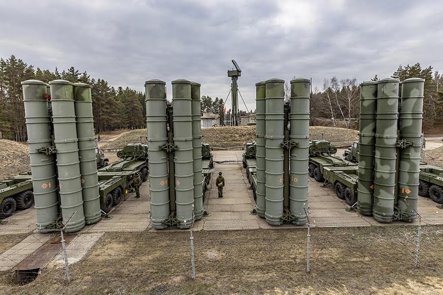 Обновленный зенитно-ракетный комплекс заступил на боевое дежурство в Воронежской области