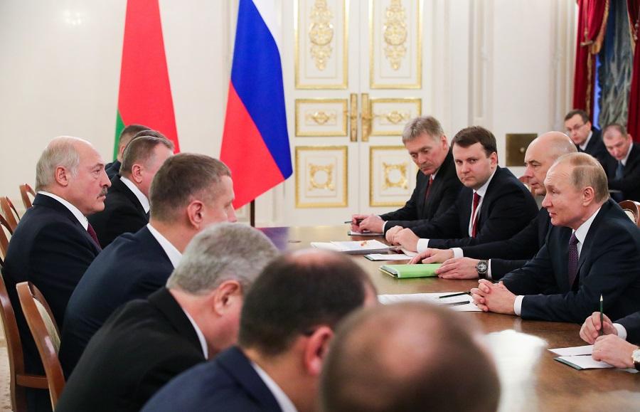 Что сильнее всего тревожит Белоруссию?