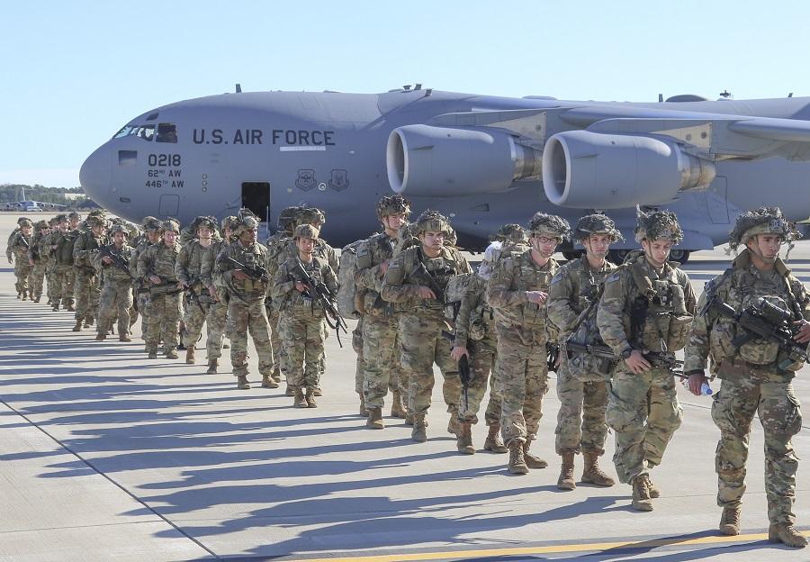 Пентагон намерен сократить численность американских войск в Африке