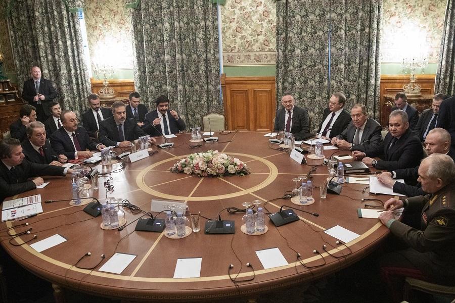 Поверить на слово: к чему приведут ливийские переговоры в Москве