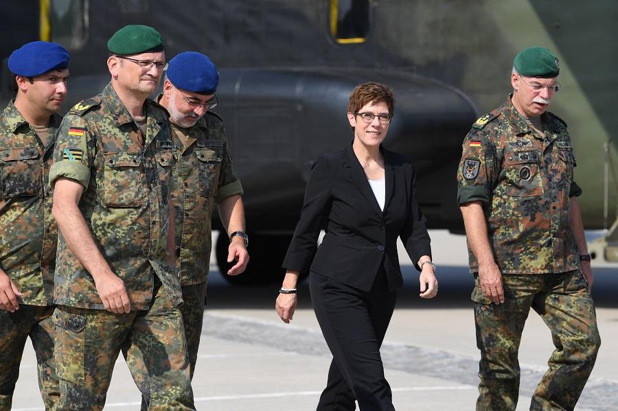 «День сурка» в Вооруженных силах Германии