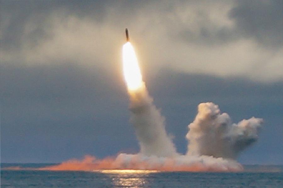 Американский адмирал испугался российских подлодок