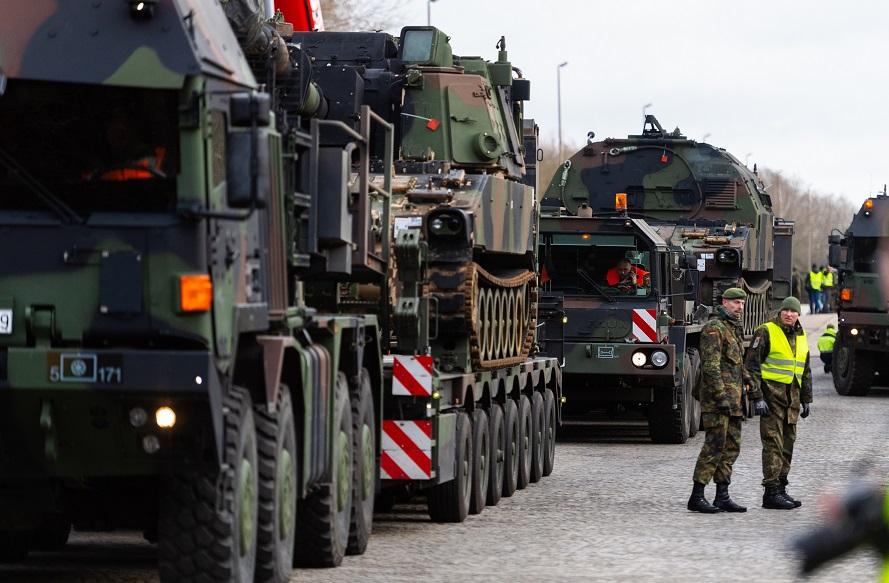 Пентагон хочет проверить, готовы ли американские солдаты к большой войне