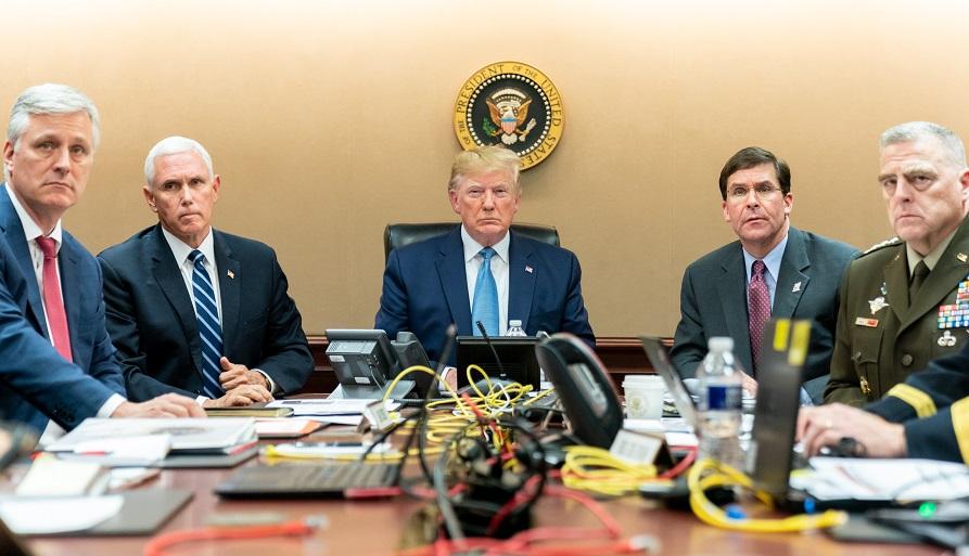 Белый дом встретил неожиданного противника в лице американского генерала