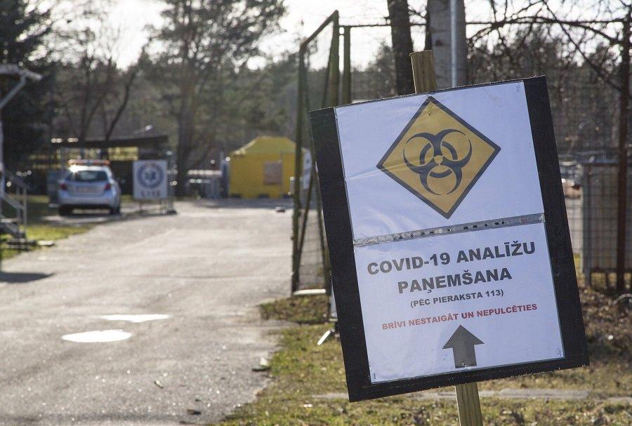 Пир во время чумы: несмотря на карантин в Латвии пройдут военные учения НАТО