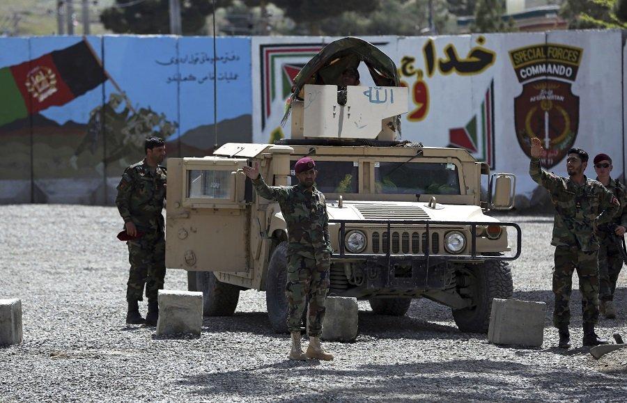 Дежавю по-афгански