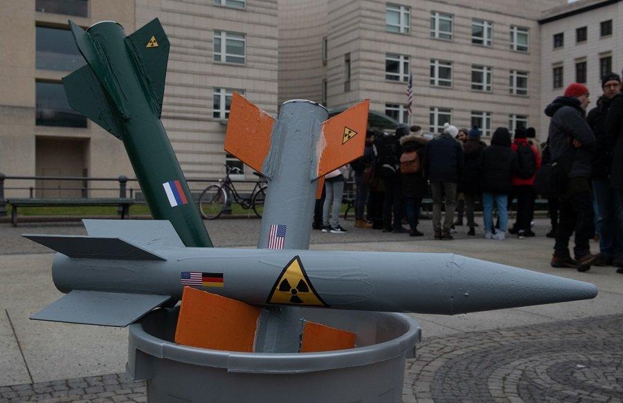 Ядерные амбиции НАТО