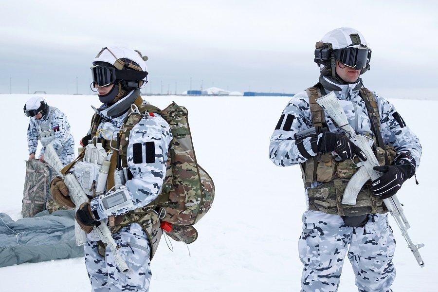 Арктическая истерия США